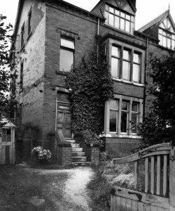 Il numero 2 di Darnley Road a Leeds nel 1945
