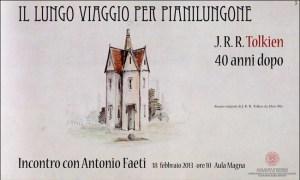 Conferenza su Tolkien di Antonio Faeti