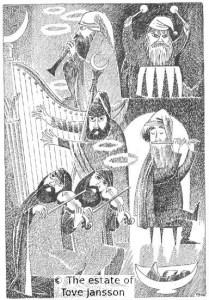 021_The Dwarves making music