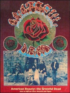 Musica: Grateful Dead (American beauty, 1970)