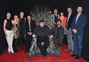 Attori di Game of Throne