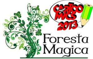 Logo: la Foresta Magica