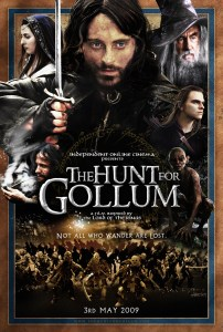 "Locandina ""Hunt for Gollum"""