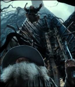 """Gandalf in """"Lo Hobbit 2 - La Desolazione di Smaug"""""""