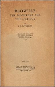 Saggi: Beowulf del 1937