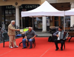 Stand musicale