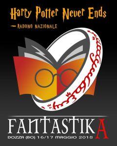 Locandina Raduno Harry Potter