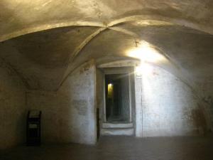 Rocca di Dozza: prigioni