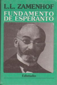 "Zamenhof: ""Fundamento de Esperanto"""