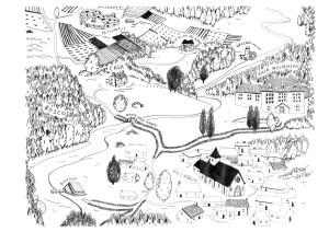 Mappa del Piccolo Regno