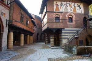 Torino: Borgo medievale