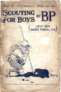 Manuale dei boy-scout di Baden Powell