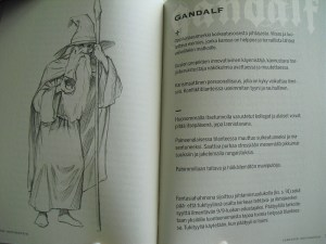 Gandalf, Management by Sauron