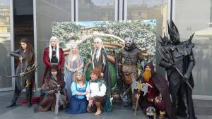 Terra di Mezzo Cosplayers - Tolkien Day 2017