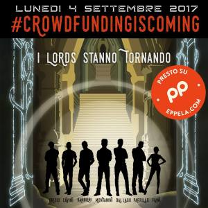 Crowfunding is coming