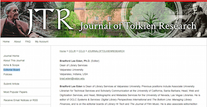 Riviste: Journal of Tolkien Research