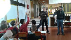 Claudio Testi e Wu Ming 4 a Ferrara