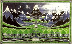 The Hobbit cover book
