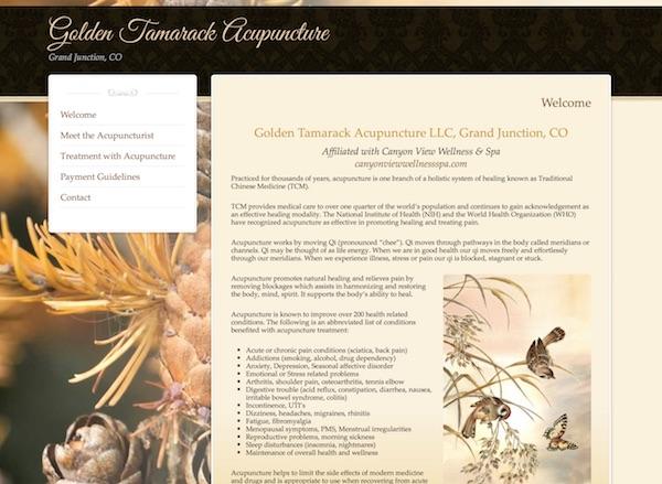 Golden Tamarack Acupuncture