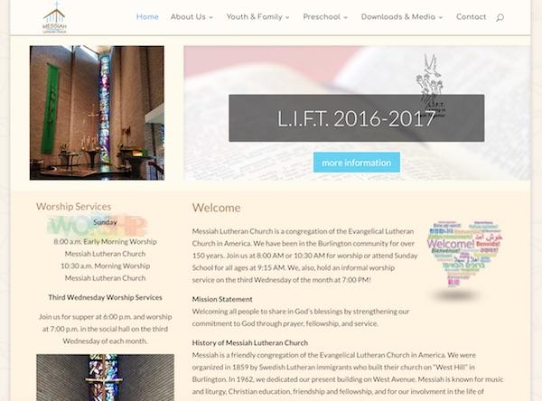 Messiah Lutheran Church Burlington