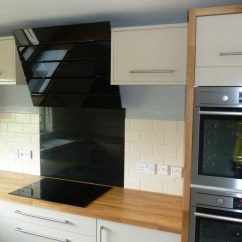 Kitchen Extractor Fan Gold Appliances Kitchens - Js-interiors