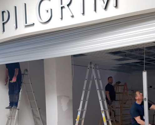 Tyverisikring Entrepreniør---pilgrim