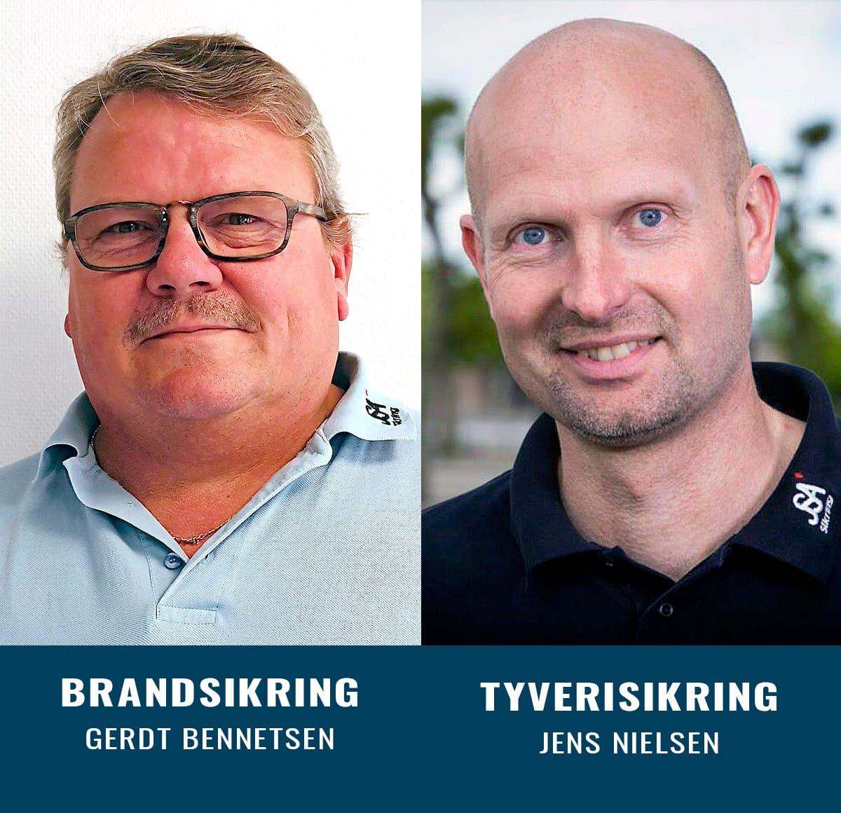Tyverisikring og Brandsikring Gerdt-og-Jens