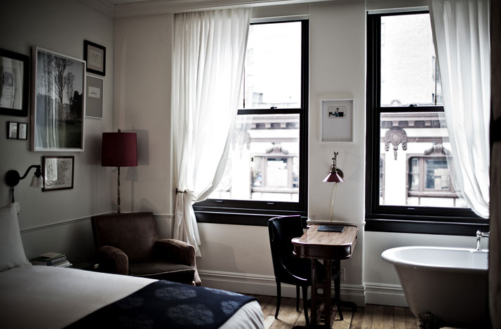 The NoMad le nouvel htel grand style  New York