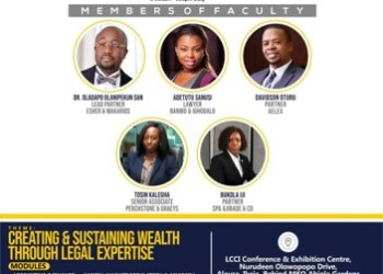 Creating And Sustaining Wealth Through Legal Expertise