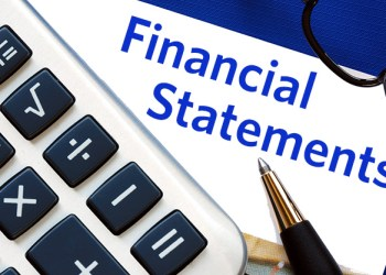 How to read financial report of a business