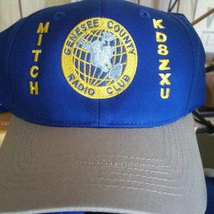 GCRC Ham Radio Hat