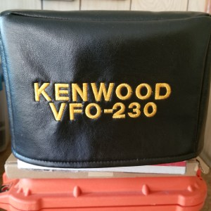 Kenwood VFO-230 Dust Cover