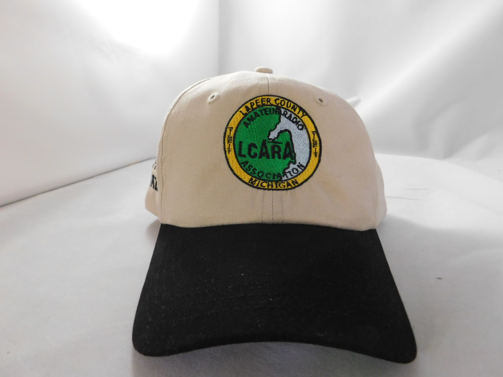 2687ca8d6bb70 Lapeer County Amateur Radio Association Club Hat - JSE Repair
