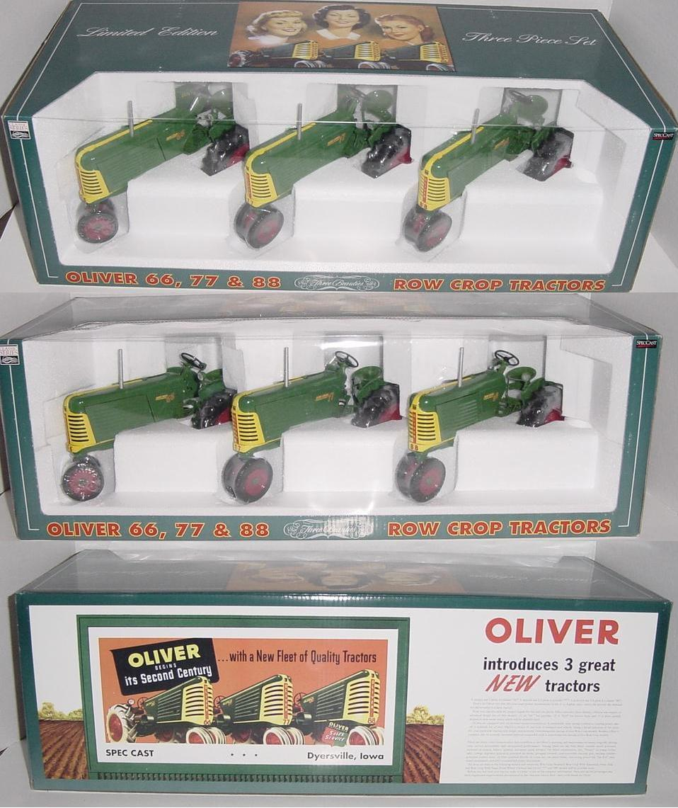 hight resolution of oliver 3 beauties set nib