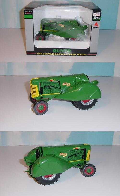 small resolution of oliver 77 row crop nib oliver 88 show tractor nib