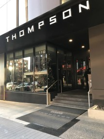 Thompson Hotel Seattle & Holiday Stay