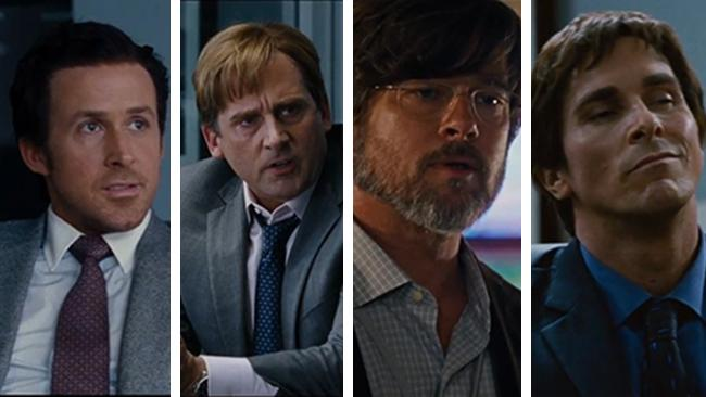 The Big Short Too Directly Inspired Reel Entropy