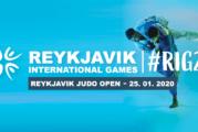 Reykjavík Judo Open 2020 (mikilvægar upplýsingar)