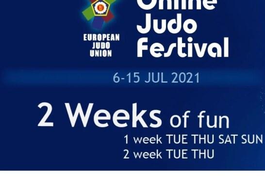 Online Judo Festival EJU