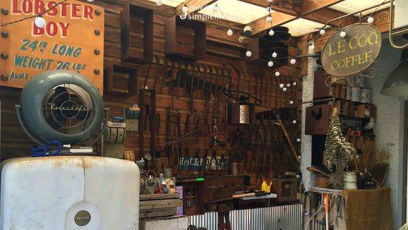 Lecoq公雞咖啡 海景咖啡店內   新北市三芝