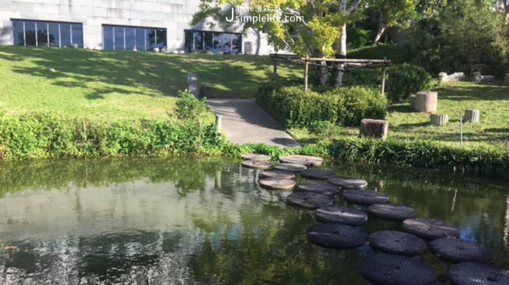 台北陽明山 草山玉溪 後院池塘 | 台北市士林區