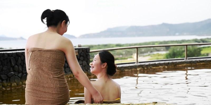 金山泡湯看山海:舀一勺「舊金山總督溫泉」海底溫泉,觀海露天風呂暖和身心