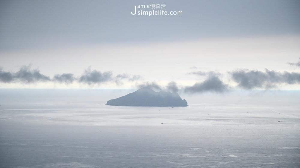 坪溪古道 淡蘭古道坪溪段 景觀平台眺望龜山島 | 新北雙溪區