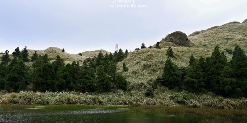 寂靜山徑,陽明山夢幻湖學習安靜聆聽自己、聆聽自然聲音
