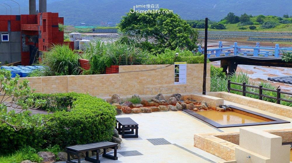 金山磺港小旅行 磺港社區慢步走景點 磺港社區公共浴室
