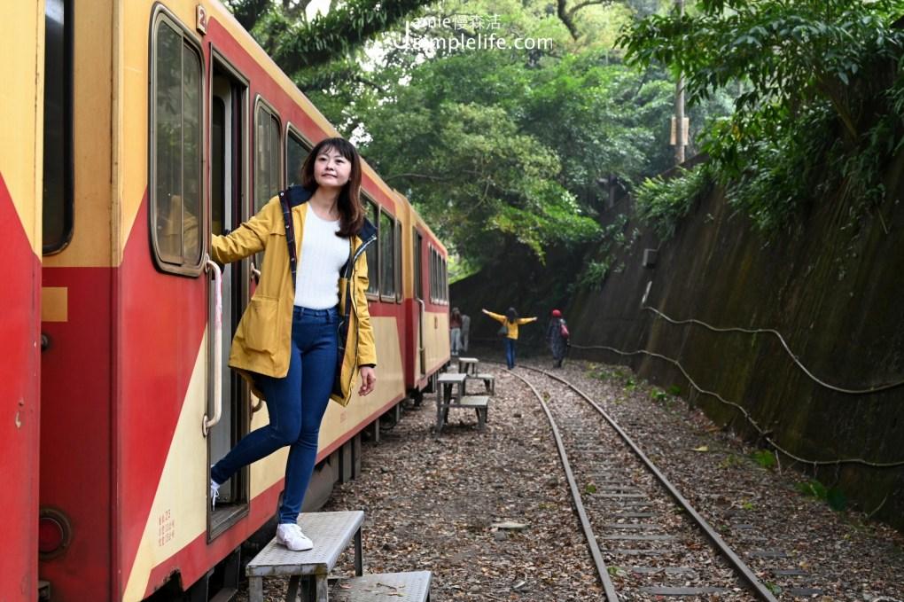 前進嘉義,世界文化遺產「阿里山森林鐵路」 海拔543公尺樟腦寮車站