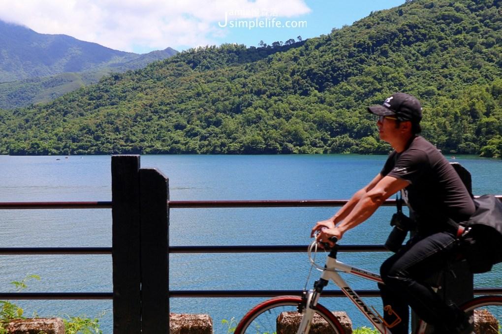 季節限定!花蓮鯉魚潭特殊活動 自行車騎遊