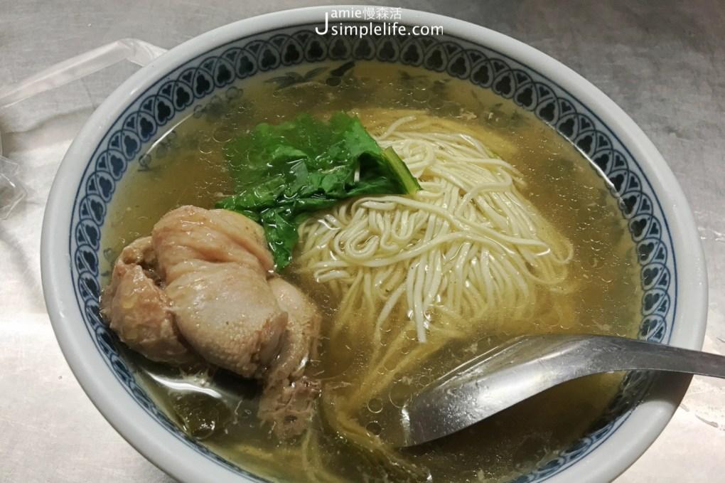 台灣10間老店!銅板價傳承傳統小吃美食,夏天消暑必吃 六十崁瓜仔雞麵