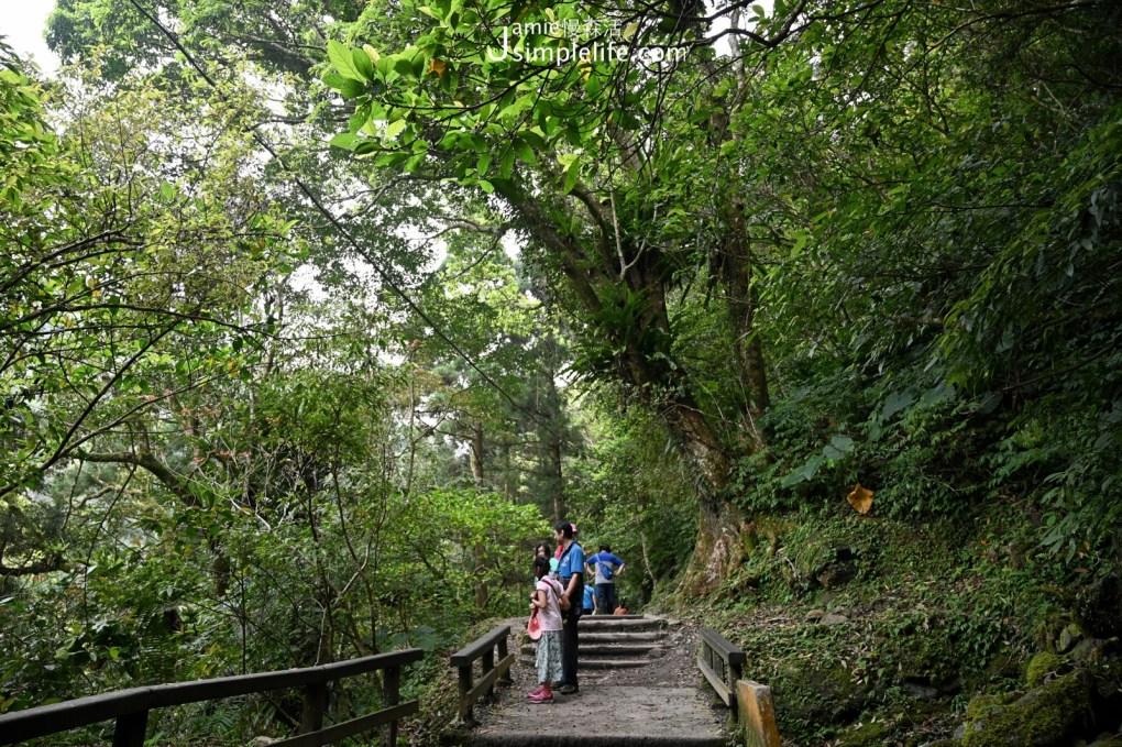 新北三峽「滿月圓國家森林遊樂區」健行步道