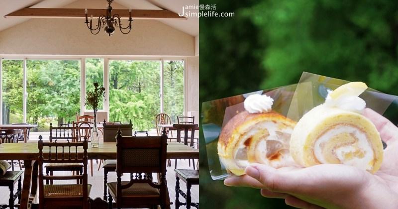 排隊也要吃!宜蘭「TaSweet菓子屋」手工超夯水果蛋糕捲